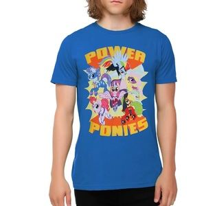 Hot Topic My Little Pony Friendship Magic T-Shirt